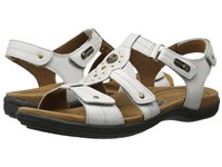 Cobb Hill Revsoothe White Women's Sandals