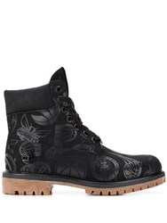 Timberland X Nba East Vs West Boots Black