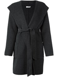P.A.R.O.S.H. 'Lovery' Coat Grey