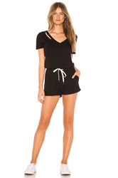 N Philanthropy Breeze Romper Black