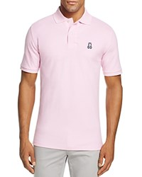 Psycho Bunny Classic Fit Polo Lily Pink
