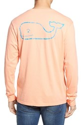 Vineyard Vines Men's Vintage Whale Graphic Pocket T Shirt Toucan