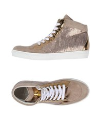 D'acquasparta Footwear High Tops And Trainers Women Dove Grey