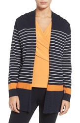 Chaus Women's Stripe Cardigan