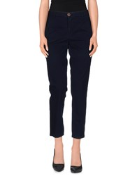J Brand Trousers Casual Trousers Women Dark Blue