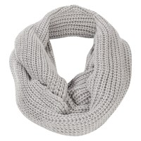 Damsel In A Dress Knitted Snood Silver