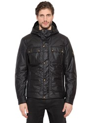 Belstaff Ravenswood Insulated Waxed Cotton Jacket