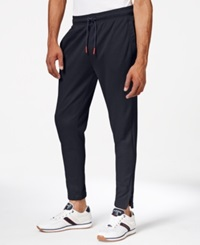 Tommy Hilfiger Monroe Performance Sweatpants Navy Blaz