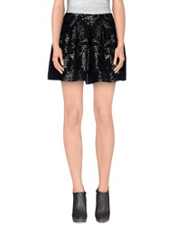 Macchia J Skirts Mini Skirts Women Black