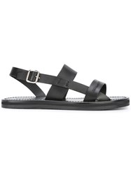 Dsquared2 Jesus On The Beach Sandals Black