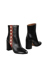 Bianca Di Ankle Boots Black