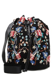 Miss Selfridge Across Body Bag Multi Bright Multicoloured