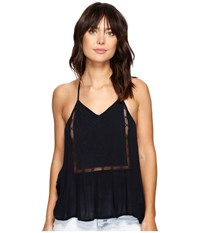 Roxy Prism Pattern Top Anthracite Women's Sleeveless Pewter