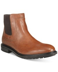 Alfani Men's Hugh Chelsea Boots Only At Macy's Men's Shoes Tan