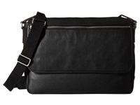 Ecco Gordon Messenger Black Messenger Bags