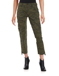 Sanctuary Camouflage Cargo Pants