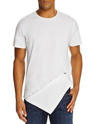 American Stitch Snap Hem Tee Compare At 58 White