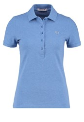 Lacoste Polo Shirt Blue Stone Grey