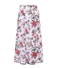 Mcq By Alexander Mcqueen Printed Skirt Multicoloured