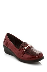 Godiva Joy Slip On Shoe Red