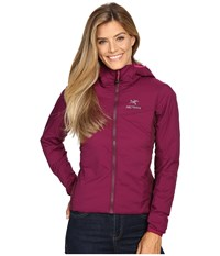 Arc'teryx Atom Lt Hoody Light Chandra Women's Sweatshirt Red