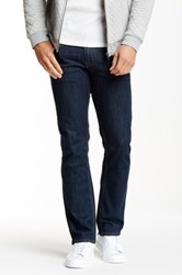 Rvca Regulars Straight Leg Jean Blue