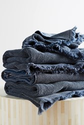 Kassatex Antico Towel Collection Navy