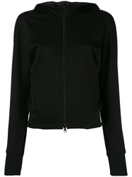 Y 3 Double Front Fitted Jacket Black