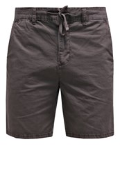 Pier One Shorts Dark Grey Anthracite