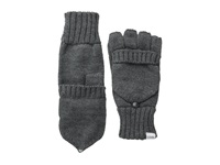 The Woodsmen Glove Charcoal Extreme Cold Weather Gloves Gray