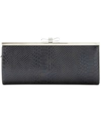 Inc International Concepts Carolyn Exotic Clutch Only At Macy's Black