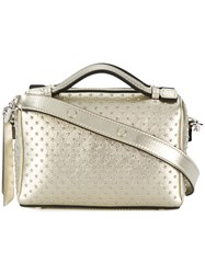 Tod's Gommino Mini Bag Metallic
