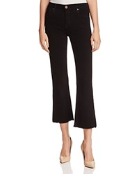 Parker Smith Cropped Flare Jeans In Stallion