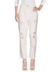 Toy G. Jeans White
