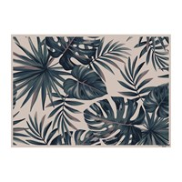 Hibernica Summer Bounty Jungle Placemat Brown Green