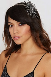 Nasty Gal At First Burst Metal Headband