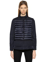Moncler Cereste Quilted Nylon Down Jacket