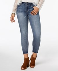 American Rag Juniors' Cropped High Rise Skinny Jeans Created For Macy's Benito