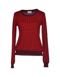 Crumpet Sweaters Red