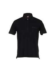 Sundek Polo Shirts Black