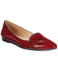 Style And Co. Desya Smoking Flats Women's Shoes
