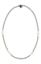 Armenta Women's Old World Cable Chain Necklace