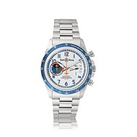 Bell And Ross Br V2 94 Racing Bird Watch Silver