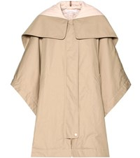 See By Chloe Cotton Cape Beige