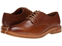 Frye William Oxford Camel Smooth Full Grain Men's Plain Toe Shoes Tan