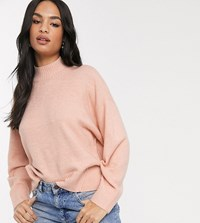 Micha Lounge Relaxed Jumper Pink