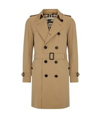 Burberry The Wiltshire Long Heritage Trench Coat Camel