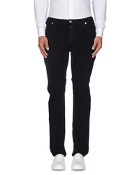 Closed Trousers Casual Trousers Men Black