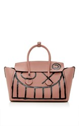 Bally M'o Exclusive Andre Saraiva Tagged Sommet Tote Pink
