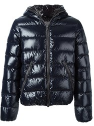 Duvetica Glossy Padded Jacket Blue